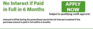 2511 - No Interest if Paid in Full in 6 Months