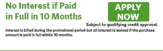 4108 - No Interest if Paid in Full in 10 Months